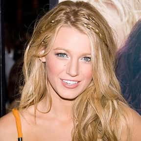 Blake Lively is listed (or ranked) 11 on the list The Most Beautiful Women In Hollywood