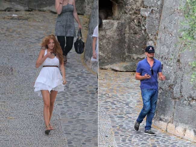 Blake Lively is listed (or ranked) 4 on the list Caught in the Act: Best Celebrity Walk of Shame Pics