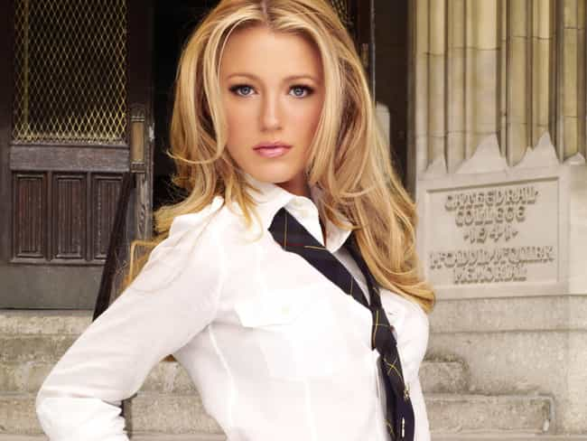Blake Lively is listed (or ranked) 4 on the list The Hottest Babes of the 2010s