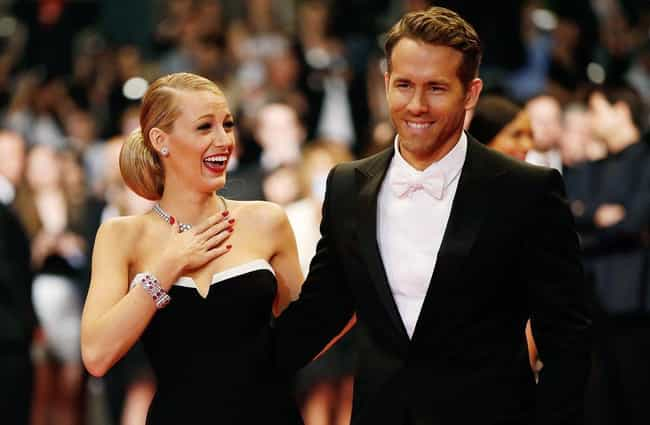 Blake Lively is listed (or ranked) 1 on the list Ryan Reynolds's Loves & Hookups