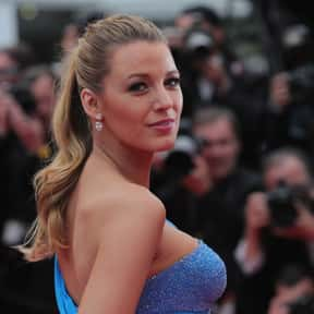 Blake Lively is listed (or ranked) 21 on the list TV Actors from California