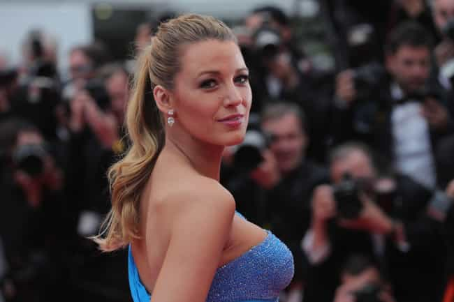 Blake Lively is listed (or ranked) 4 on the list The Most Beautiful Women in the World