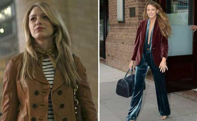 Blake Lively is listed (or ranked) 1 on the list The Cast Of 'Gossip Girl': Where Are They Now?
