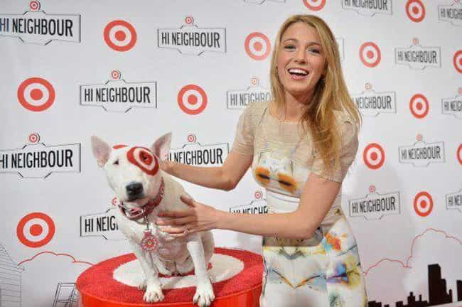 Blake Lively is listed (or ranked) 2 on the list 20 Celebrities Who Shop At Target