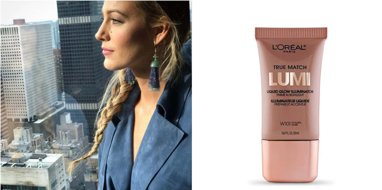 Blake Lively: L'Oréal True is listed (or ranked) 1 on the list Drugstore Beauty Products That Celebrities Love