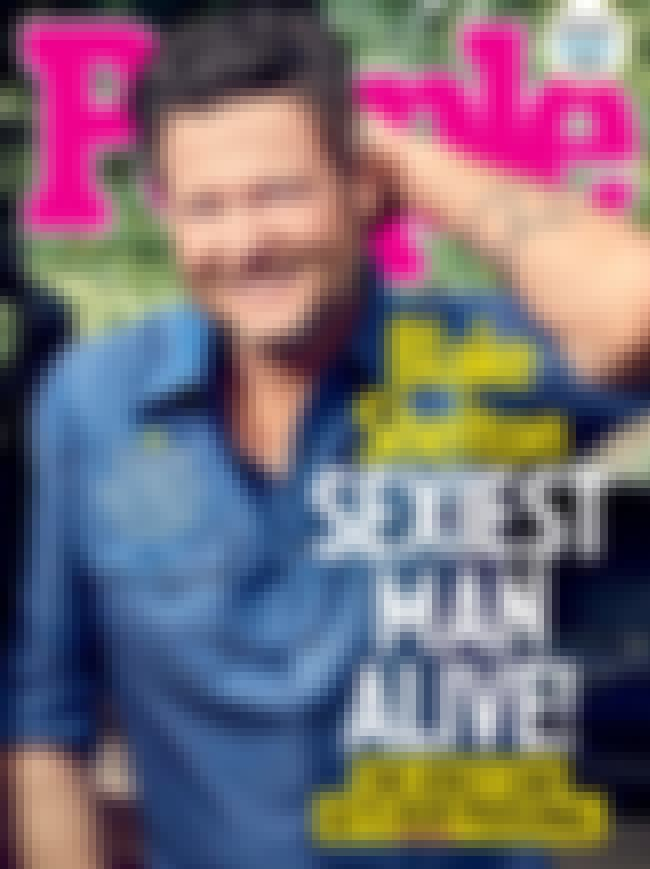 Blake Shelton is listed (or ranked) 1 on the list Every Cover of People's Sexiest Man Alive Issue, Ever