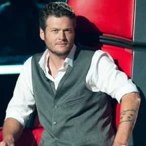 Blake Shelton is listed (or ranked) 5 on the list The Worst TV Talent Show Judges Of All Time