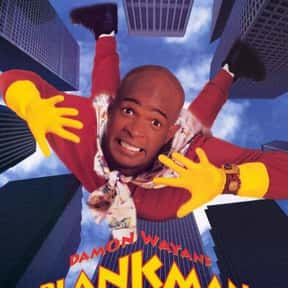 Blankman is listed (or ranked) 22 on the list The Best Superhero Movies of the '90s