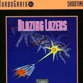 Blazing Lazers is listed (or ranked) 1 on the list The Best TurboGrafx-16 Games