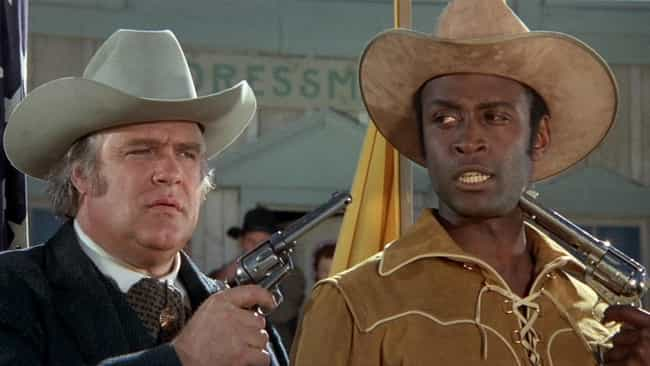 Blazing Saddles is listed (or ranked) 1 on the list What Was The Best Comedy Movie The Year You Were Born?