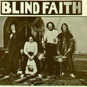 Blind Faith is listed (or ranked) 3 on the list Bands/Artists With Only One Great Album