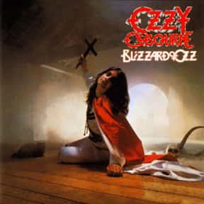 Blizzard of Ozz is listed (or ranked) 11 on the list The Top Metal Albums of All Time