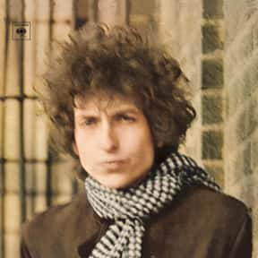"""Blonde on Blonde"" - Bob Dylan is listed (or ranked) 15 on the list The 50 Greatest Albums Released Between 1960 - 1969"