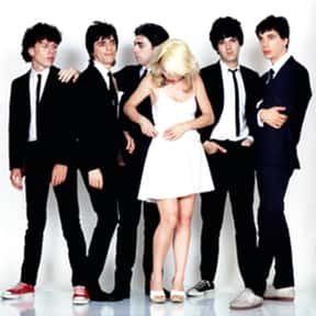 Blondie is listed (or ranked) 11 on the list The Greatest Chick Rock Bands Ever