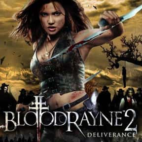 BloodRayne 2: Deliverance is listed (or ranked) 20 on the list The Best Movies About Female Vampires