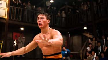 Jean Claude Van Damme Somehow Draws No Blood In Blood Sport