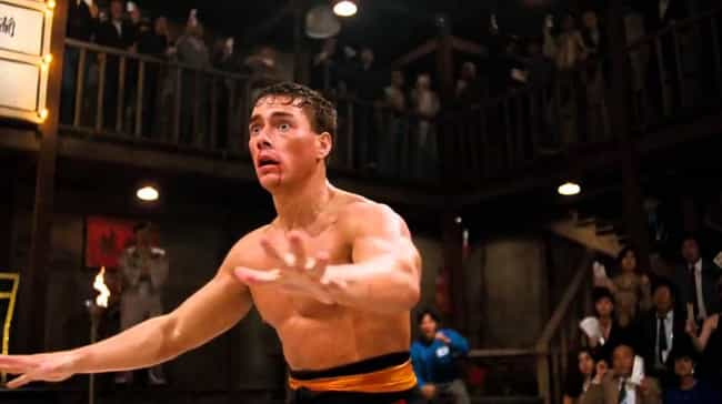 Bloodsport is listed (or ranked) 4 on the list The Fiercest Fist Fights In Film History
