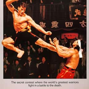 Bloodsport is listed (or ranked) 1 on the list The Best Jean-Claude Van Damme Movies