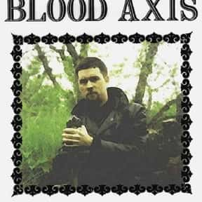 Blood Axis is listed (or ranked) 13 on the list The Best Post-industrial Bands