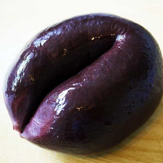 Black pudding is listed (or ranked) 3 on the list 16 Foods That Aren't What You Thought You Ordered