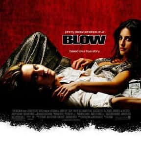 Blow is listed (or ranked) 7 on the list The Best Drug Movies of All Time