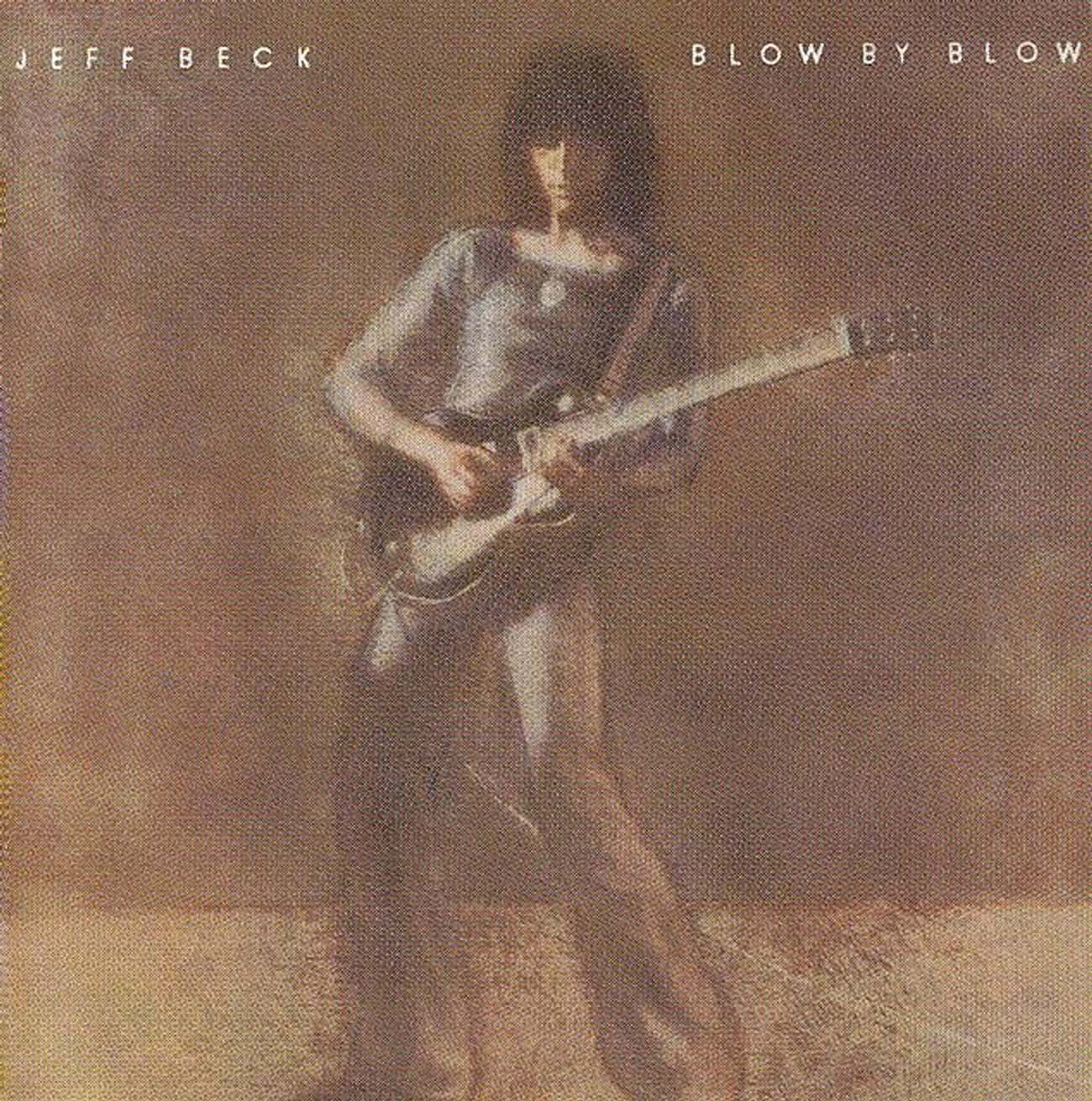 Blow by Blow is listed (or ranked) 1 on the list The Best Jeff Beck Albums of All Time