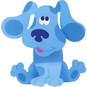 Blue's Clues is listed (or ranked) 9 on the list The Best Children's Shows of All Time