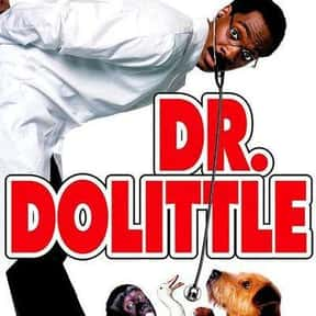 Dr. Doolittle is listed (or ranked) 19 on the list The Best Black Comedy Movies of the '90s