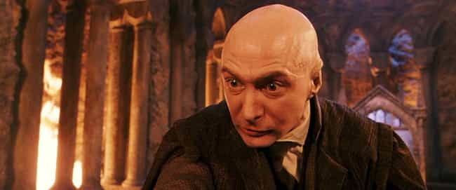 Harry Potter and the Sorcerer'... is listed (or ranked) 4 on the list The Worst Bald Caps In Film And TV