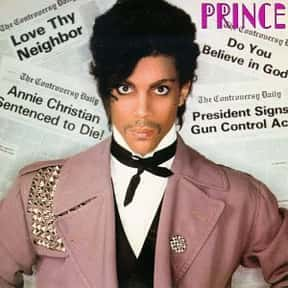 Controversy is listed (or ranked) 6 on the list The Best Prince Albums of All Time