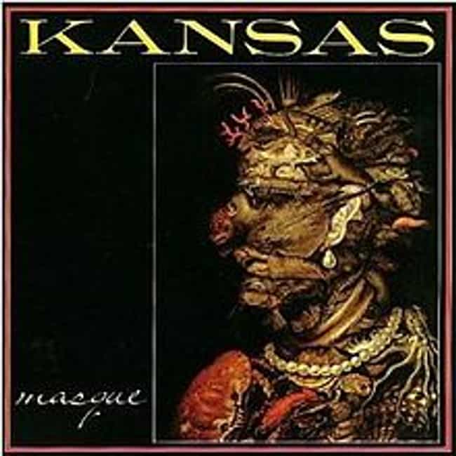 Masque is listed (or ranked) 4 on the list The Best Kansas Albums of All Time