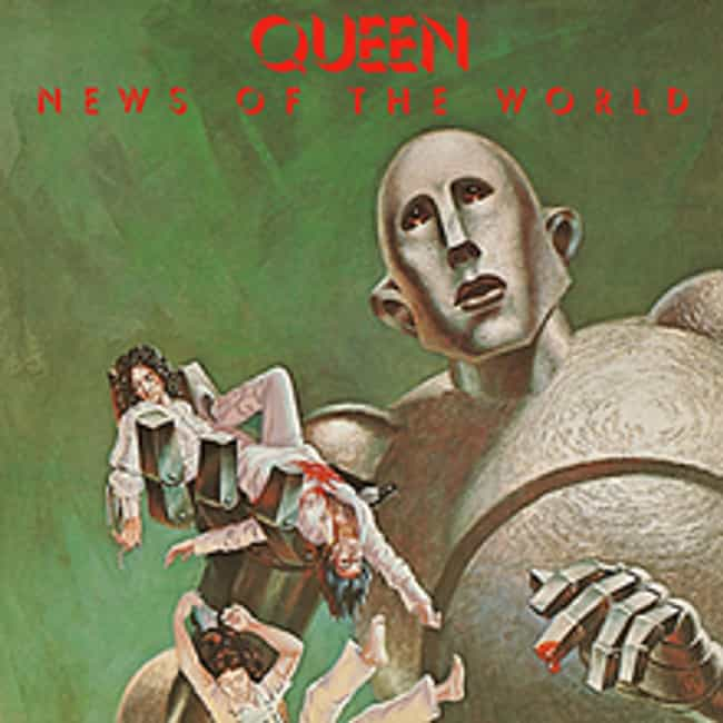 News of the World is listed (or ranked) 3 on the list All Queen Albums, Ranked Best To Worst
