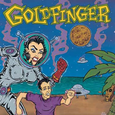 Goldfinger is listed (or ranked) 1 on the list The Best Goldfinger Albums of All Time
