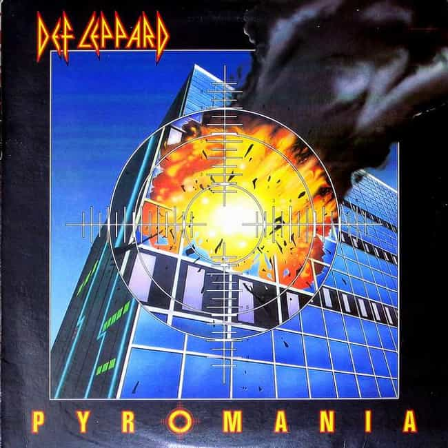 Pyromania is listed (or ranked) 2 on the list The Best Def Leppard Albums of All Time