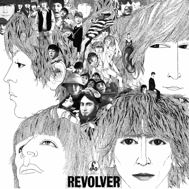 Revolver is listed (or ranked) 4 on the list The 15 Most Drug-Fueled Albums Ever Made
