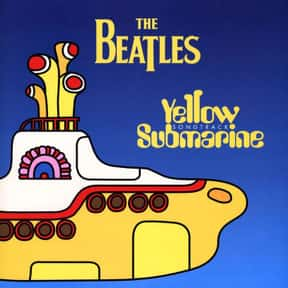 Yellow Submarine is listed (or ranked) 17 on the list The Greatest Albums of All-Time