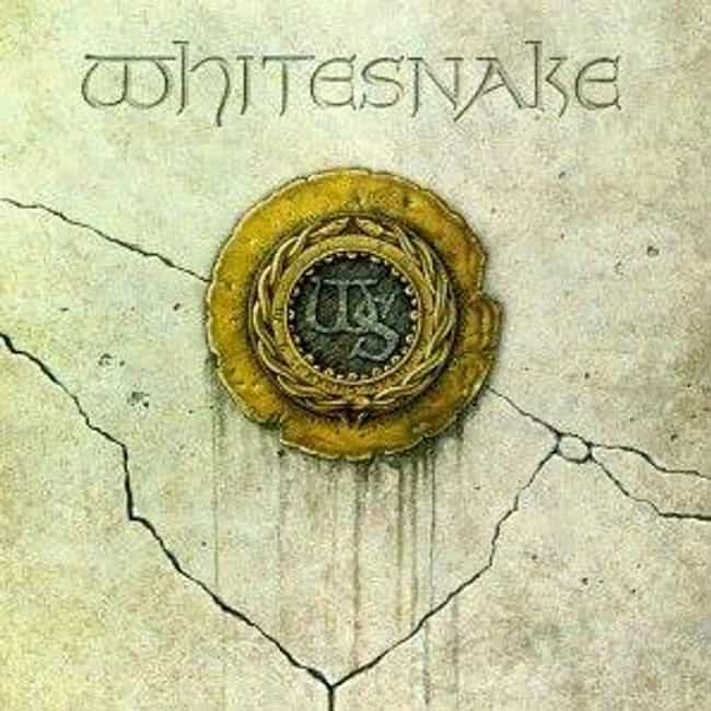 1987 is listed (or ranked) 1 on the list The Best Whitesnake Albums of All Time
