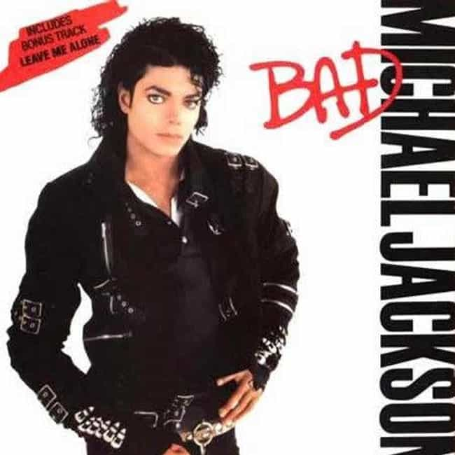 Bad is listed (or ranked) 2 on the list The Best Michael Jackson Albums of All Time