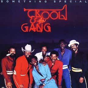 Something Special is listed (or ranked) 2 on the list The Best Kool & The Gang Albums of All Time