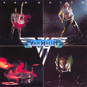 Van Halen is listed (or ranked) 6 on the list What Are the Best Diamond Certified Albums of All Time?
