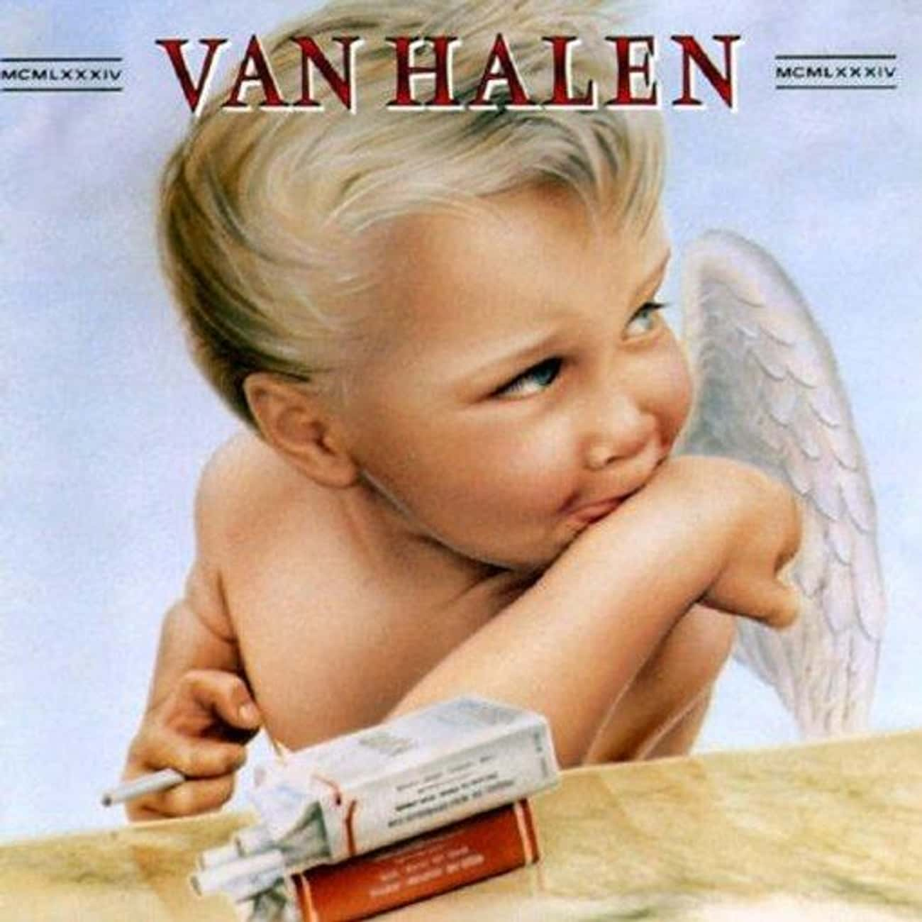 1984 is listed (or ranked) 2 on the list The Best Van Halen Albums of All Time