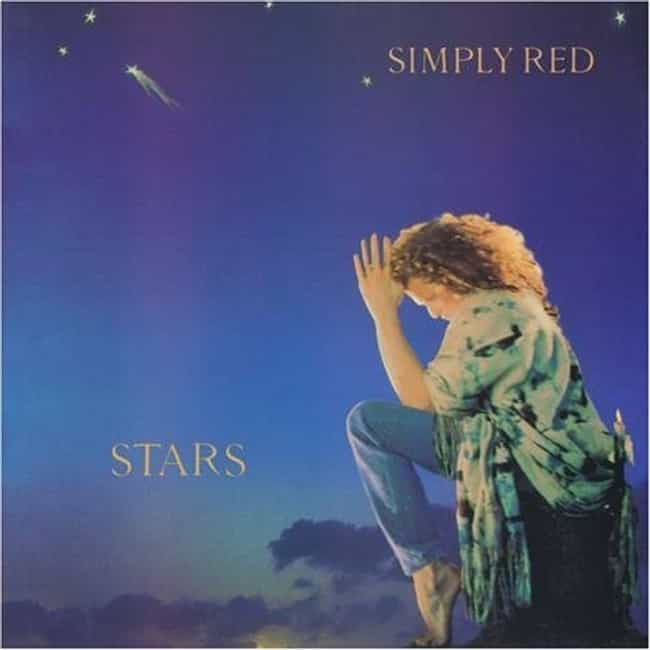 stars is listed or ranked 1 on the list the best simply red albums