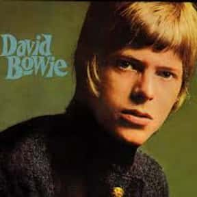 David Bowie is listed (or ranked) 23 on the list The Best David Bowie Albums of All Time