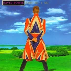 Earthling is listed (or ranked) 19 on the list The Best David Bowie Albums of All Time