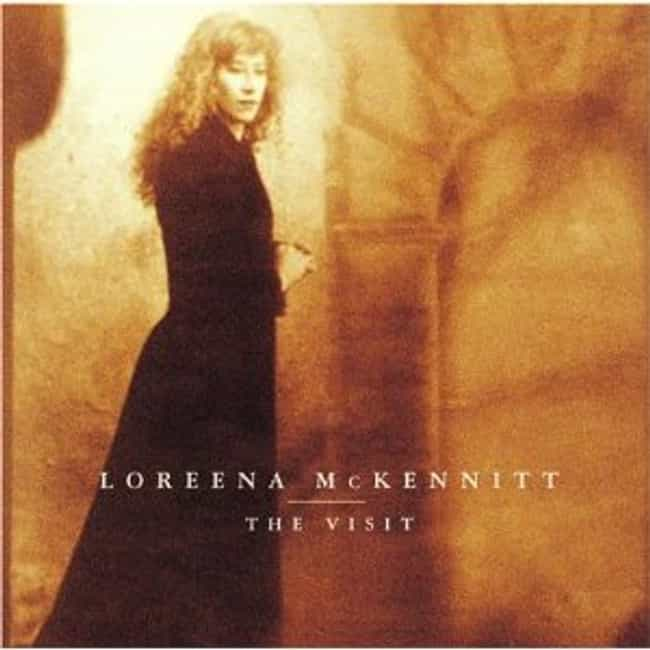 The Visit is listed (or ranked) 3 on the list The Best Loreena McKennitt Albums of All Time