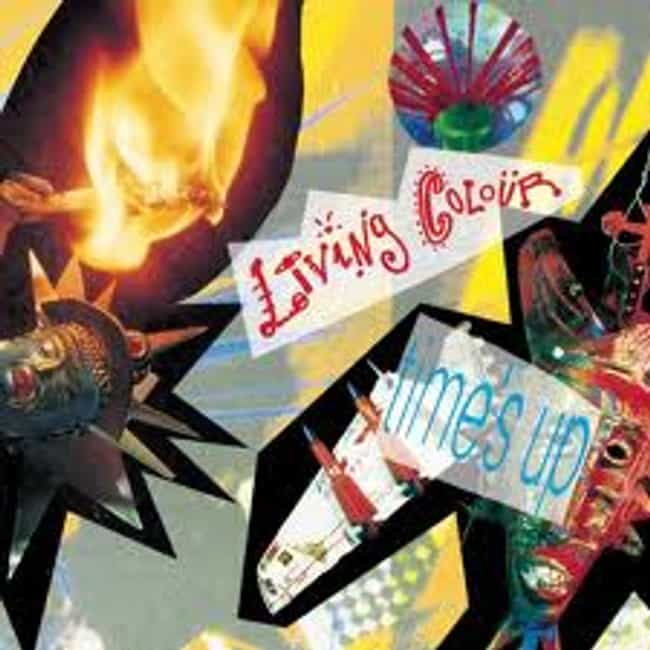 Time's Up is listed (or ranked) 3 on the list The Best Living Colour Albums of All Time