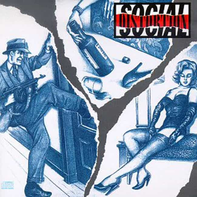 Social Distortion is listed (or ranked) 1 on the list The Best Social Distortion Albums of All Time