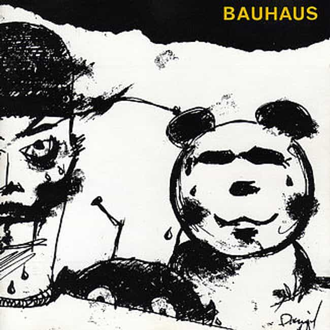 Mask is listed (or ranked) 3 on the list The Best Bauhaus Albums of All Time