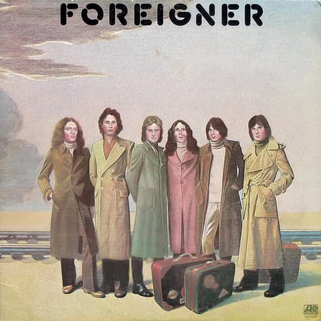 Foreigner is listed (or ranked) 3 on the list The Best Foreigner Albums of All Time