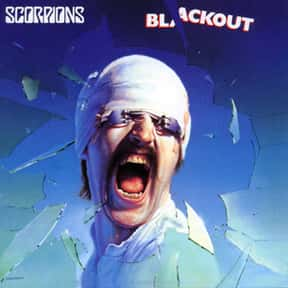 Blackout is listed (or ranked) 1 on the list The Best Scorpions Albums of All Time